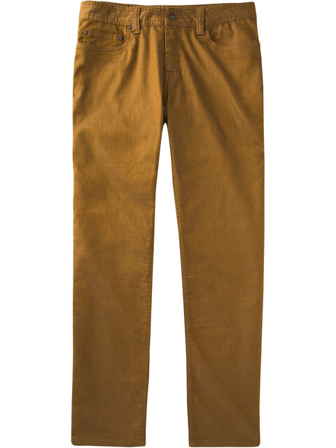 "Prana M's Bridger Jeans 32"" Inseam Dark Ginger"